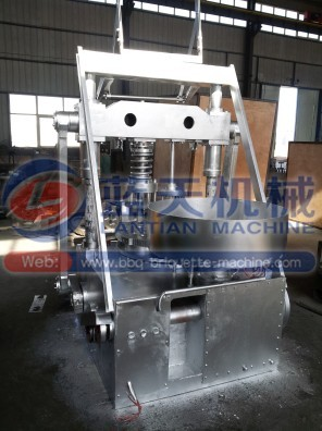 rice husk sawdust briquette machine
