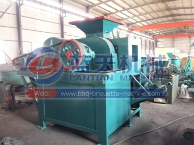 Carbon black ball press machine