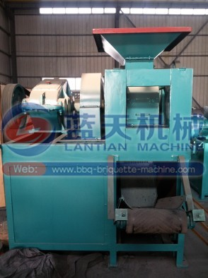 Coke powder ball press machine